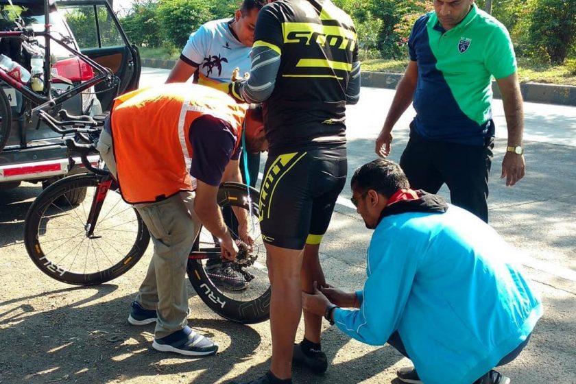 THREE PILLARS OF ULTRA ENDURANCE CYCLING RACE